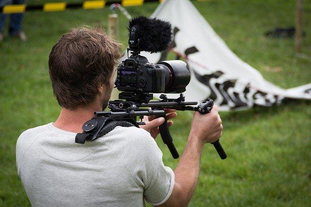 Digitale videocameraverhuur: u in beeld brengen